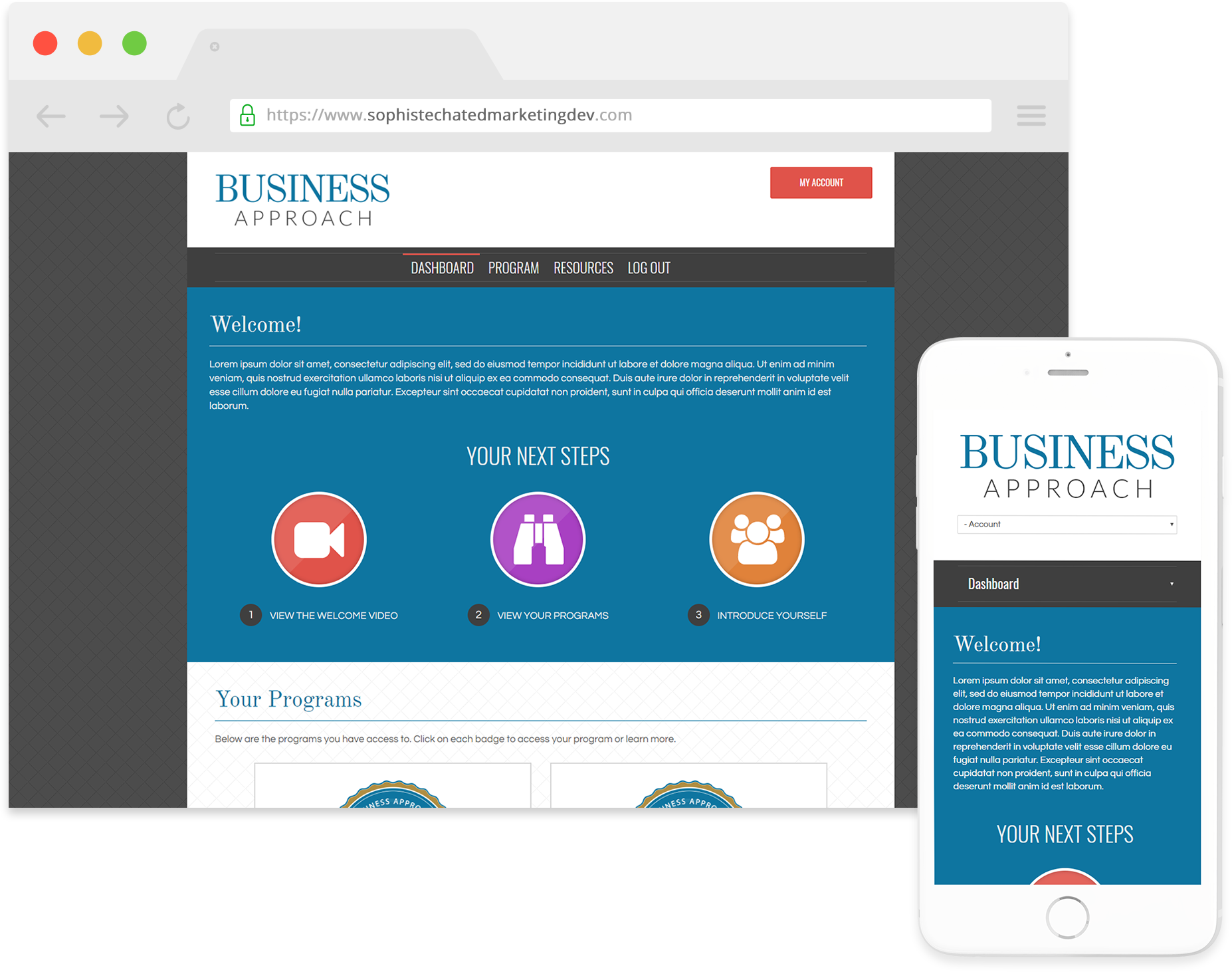 Browser-Business