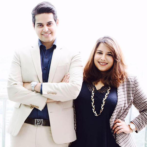 <b>Naveed & Sonika Asif</b> Mindset & Business Coaches